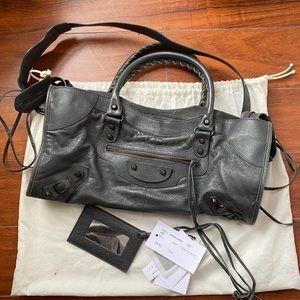 Authentic Balenciaga Classic Part Time Handbag